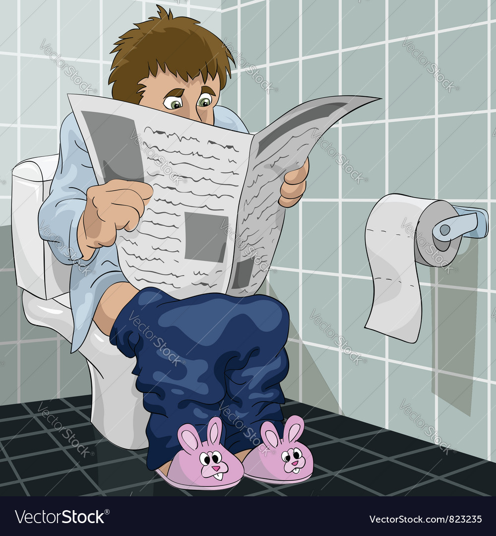 Toilet vector | Price: 3 Credit (USD $3)