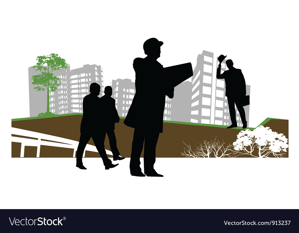 Businessman graphic vector | Price: 1 Credit (USD $1)