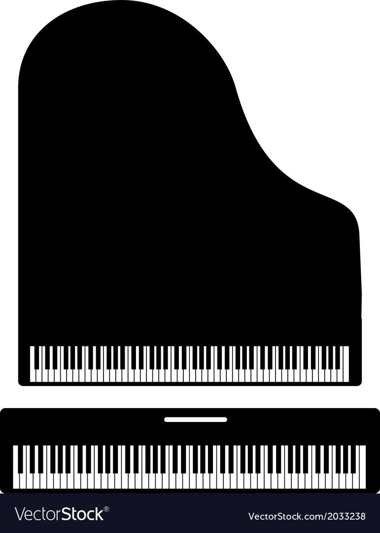 Piano vector   Price: 1 Credit (USD $1)
