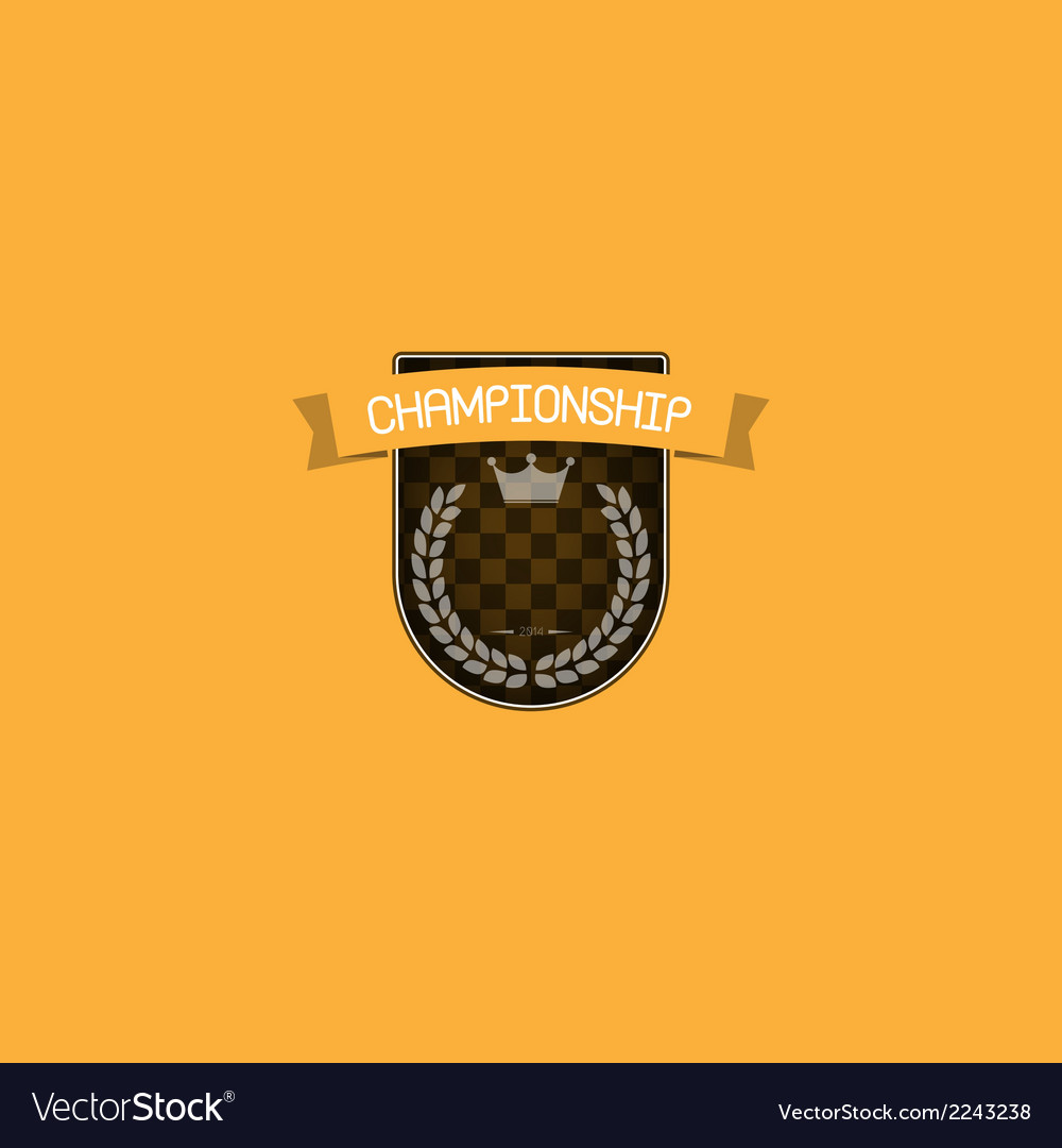Racing stamp vector | Price: 1 Credit (USD $1)