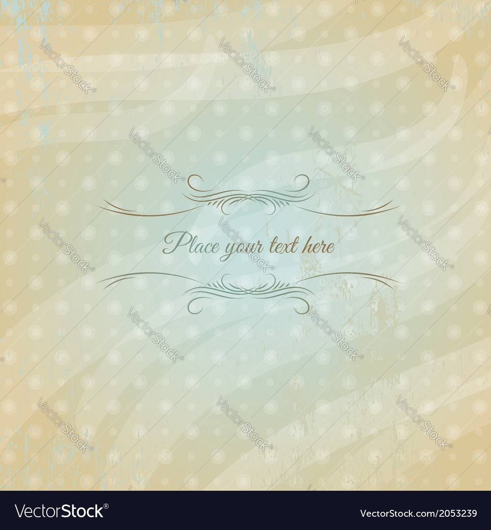 Modern background with polca dot vector | Price: 1 Credit (USD $1)