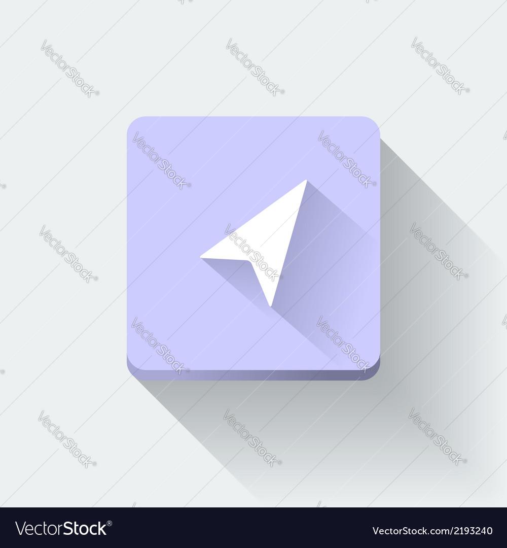 Gps icon vector   Price: 1 Credit (USD $1)