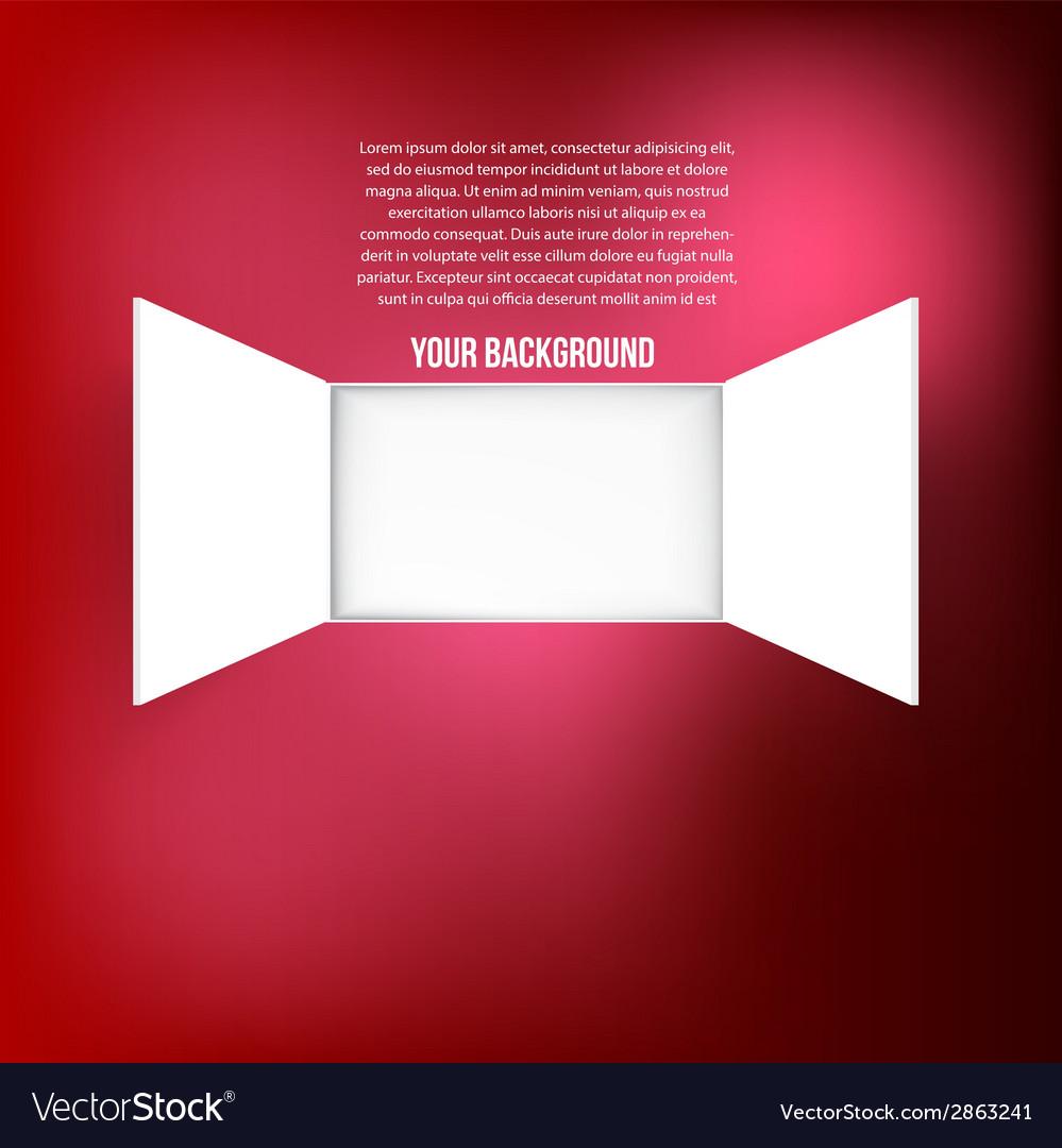Background window texture design vector | Price: 1 Credit (USD $1)