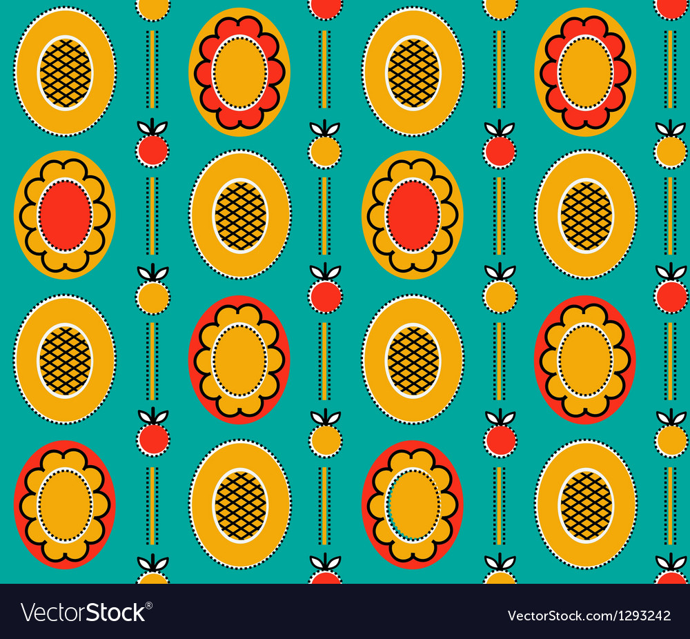 Ethnic background 1 vector | Price: 1 Credit (USD $1)