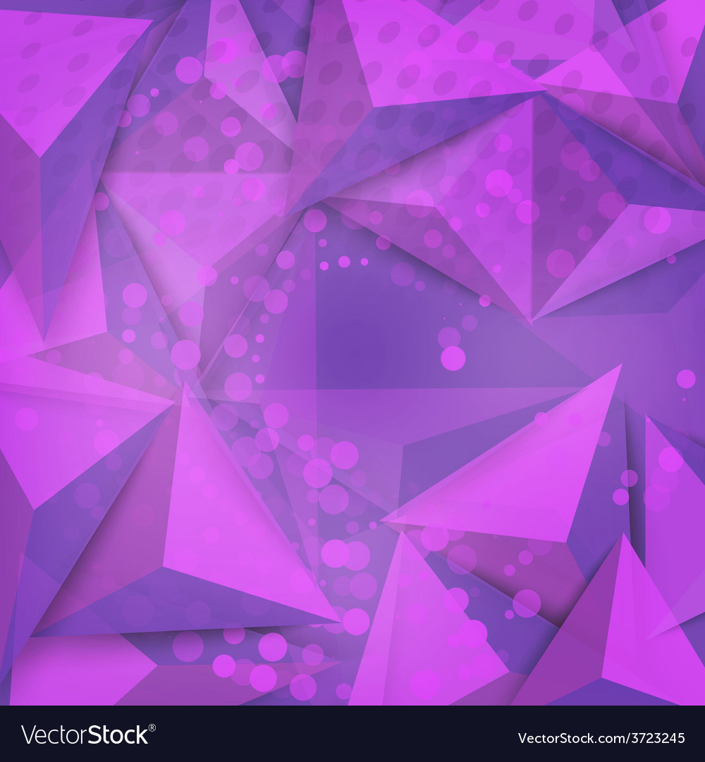 Background abstract polygon triangle vector | Price: 1 Credit (USD $1)