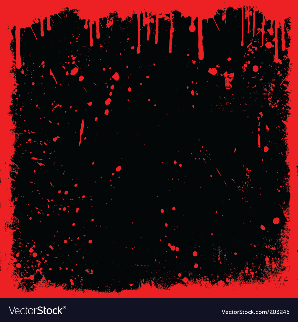 Bloody background vector | Price: 1 Credit (USD $1)