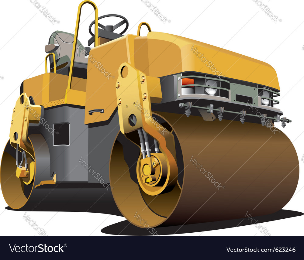 Detailed ial image of light-brown double roller is vector   Price: 3 Credit (USD $3)