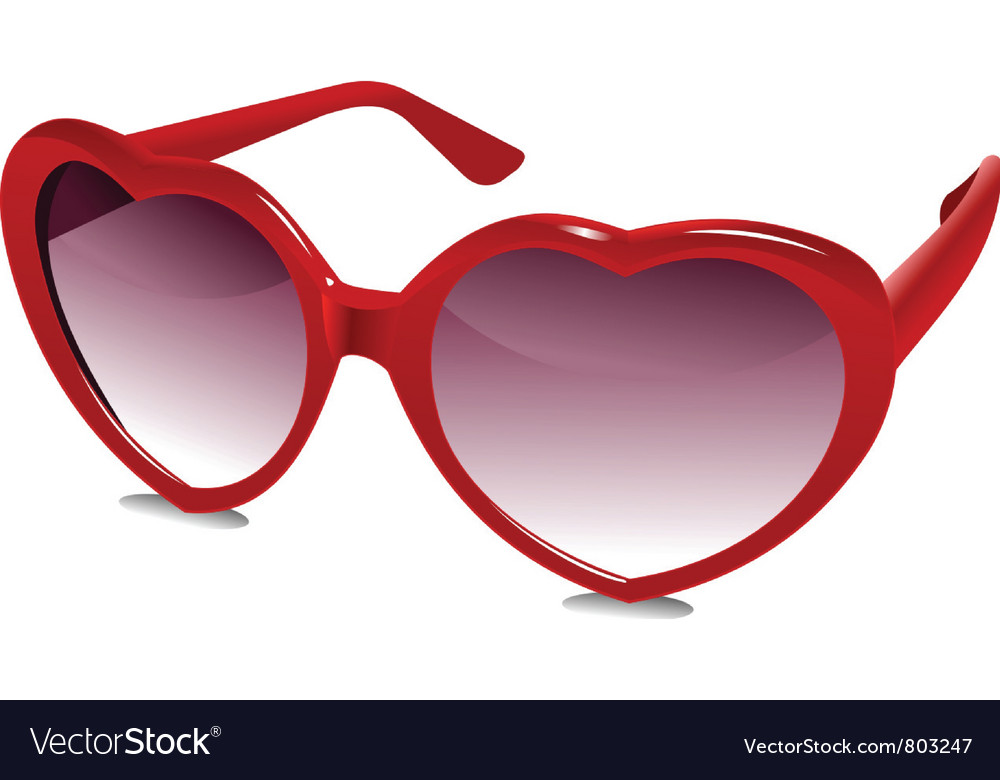 3d sun glasses 03 vector | Price: 1 Credit (USD $1)
