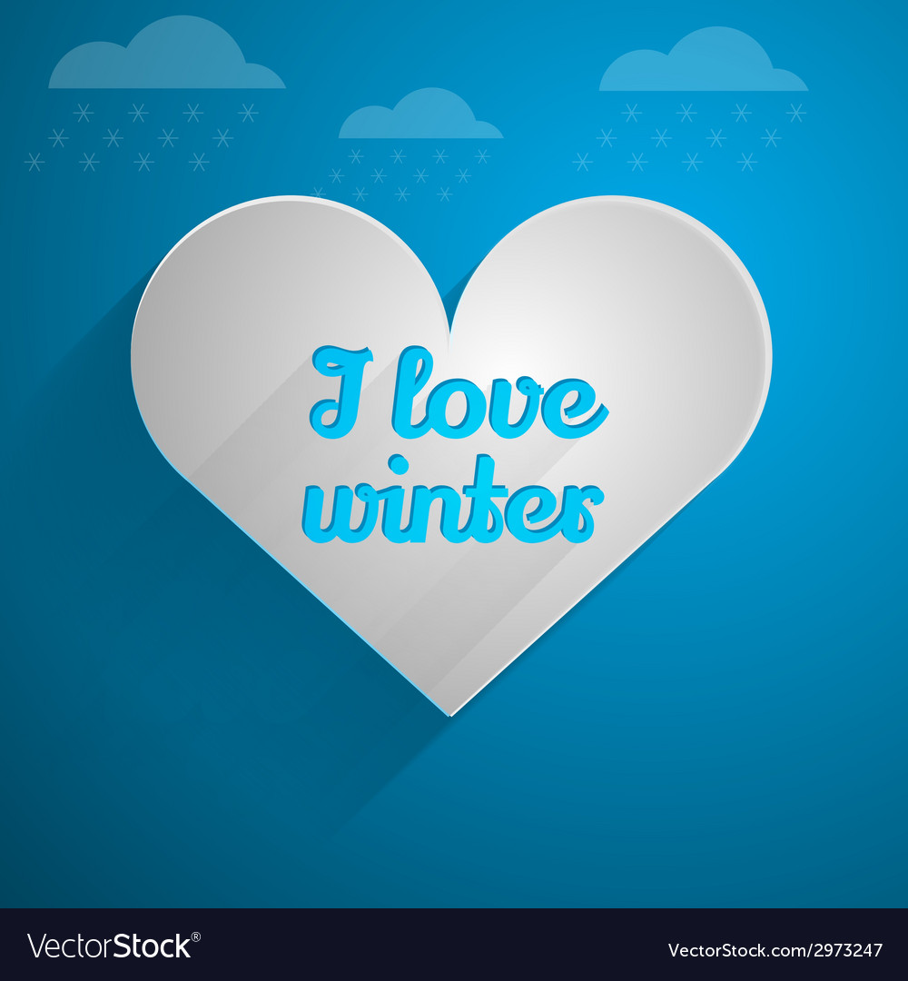 Conceptual icon for winter vector | Price: 1 Credit (USD $1)