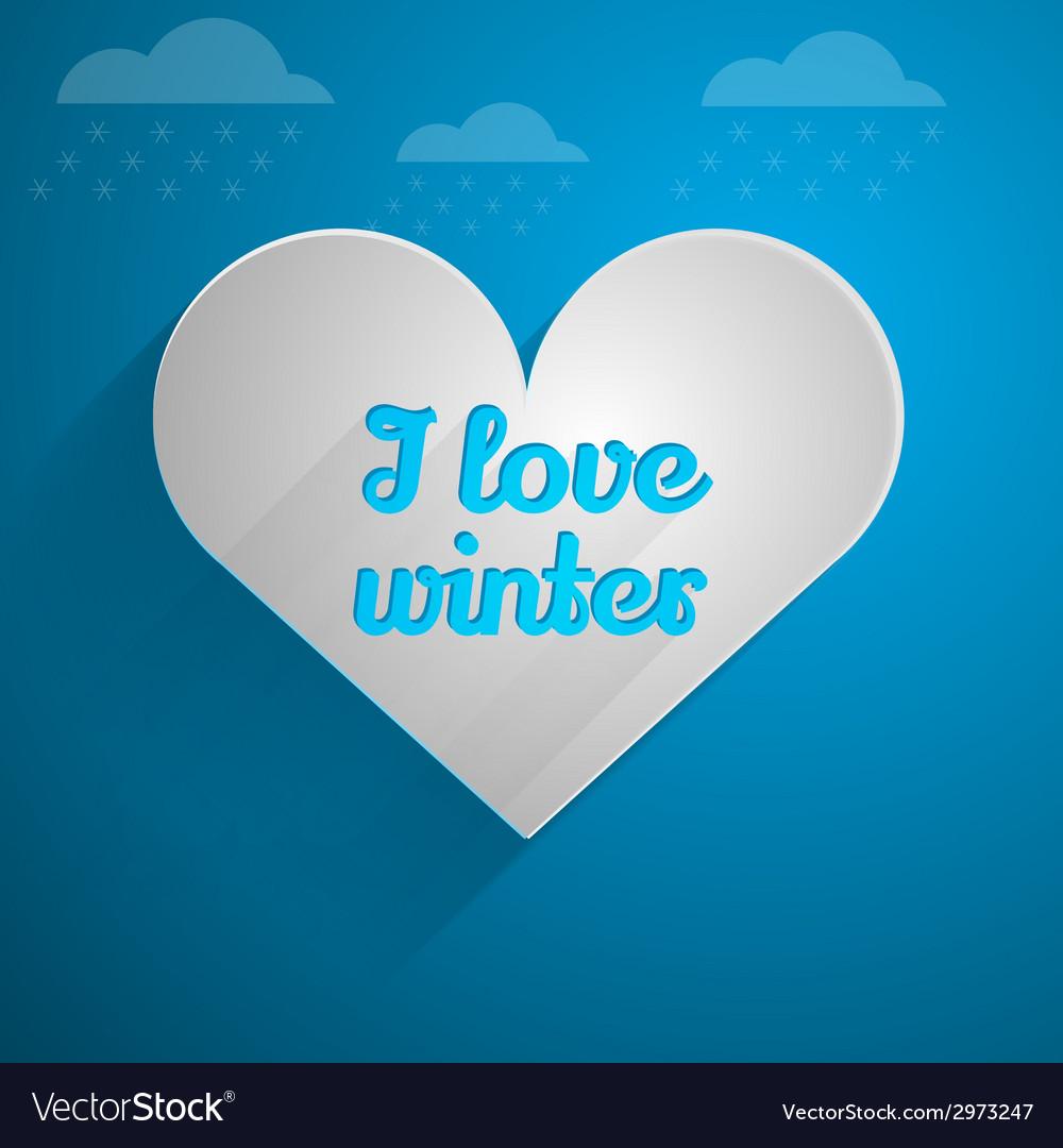 Conceptual icon for winter vector   Price: 1 Credit (USD $1)