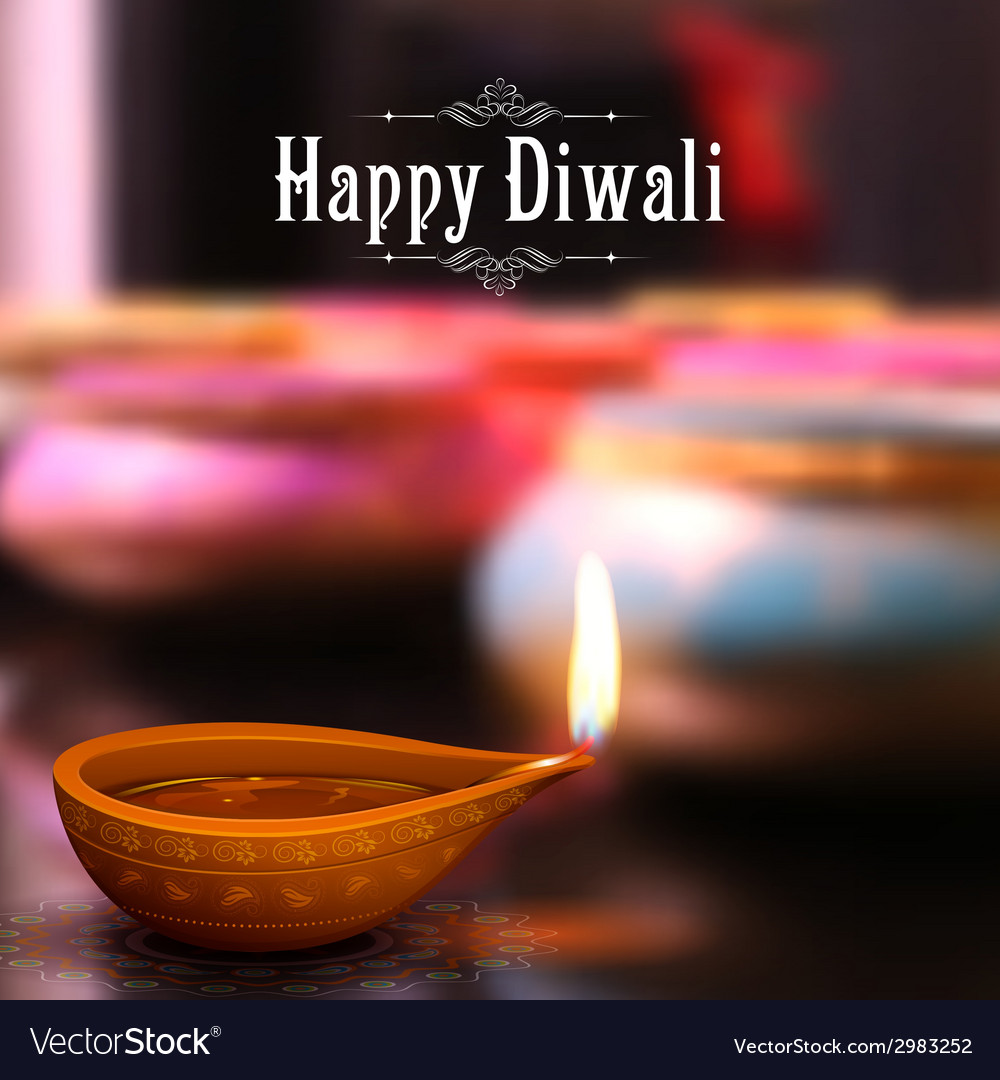 Diwali holiday background vector   Price: 3 Credit (USD $3)
