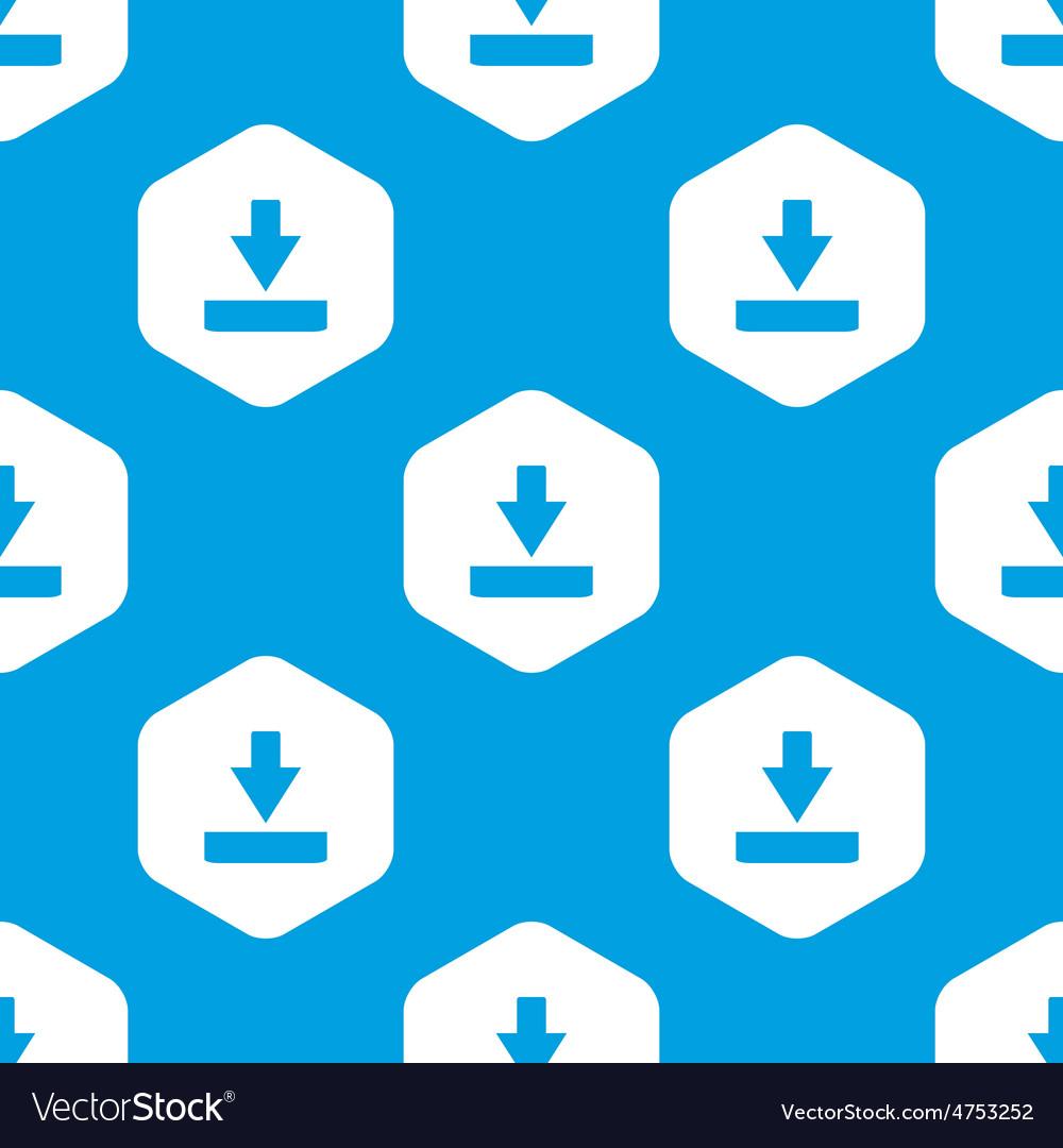 Download hexagon pattern vector | Price: 1 Credit (USD $1)