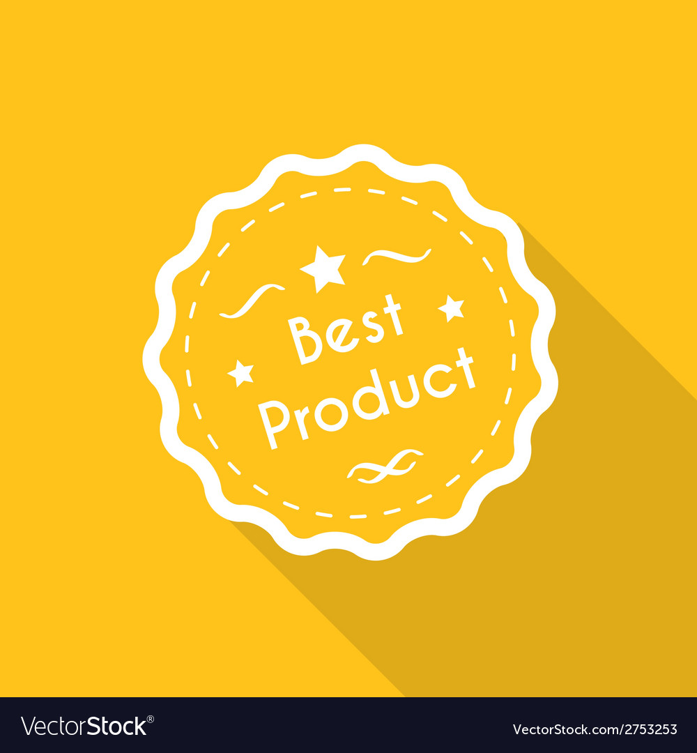 Best product label vector | Price: 1 Credit (USD $1)