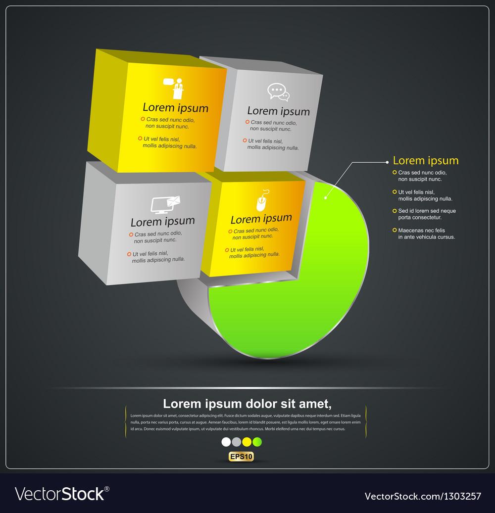 Modern element vector | Price: 1 Credit (USD $1)