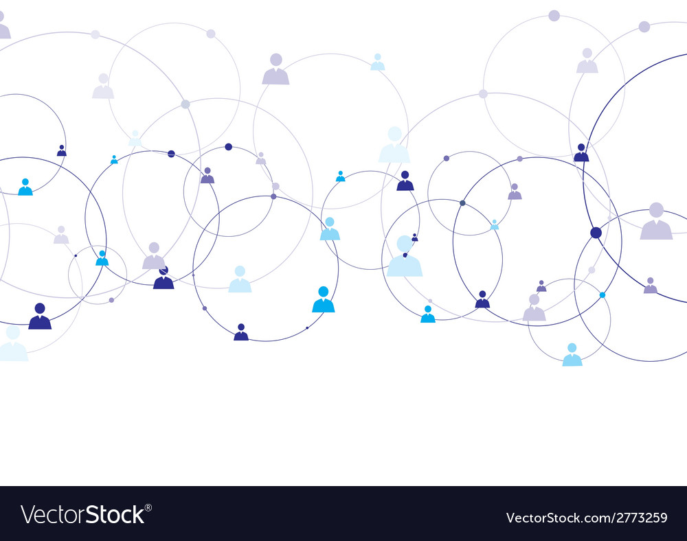 Human connections vector   Price: 1 Credit (USD $1)