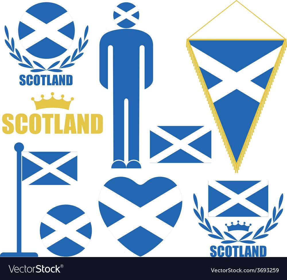 Scotland vector | Price: 1 Credit (USD $1)