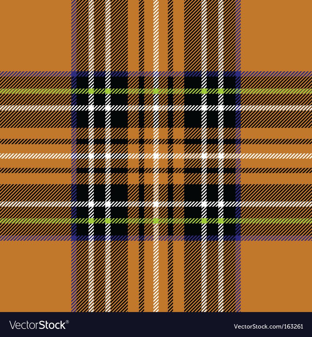 Tartan pattern vector | Price: 1 Credit (USD $1)