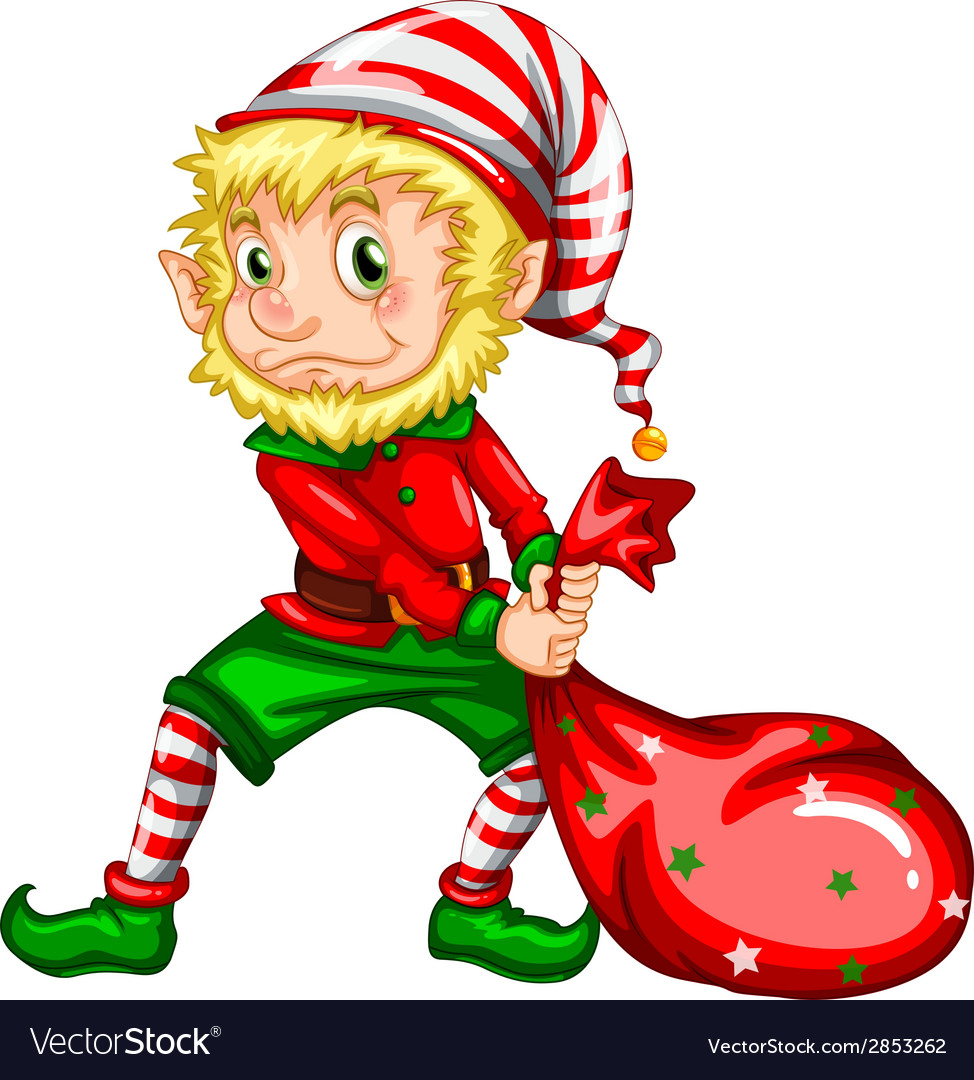 Elf vector | Price: 1 Credit (USD $1)