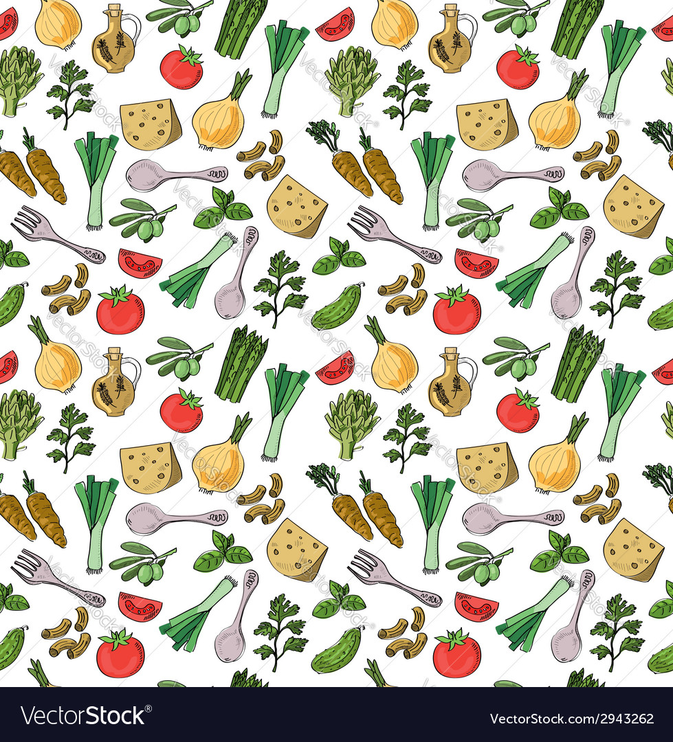 Fresh food vector | Price: 1 Credit (USD $1)