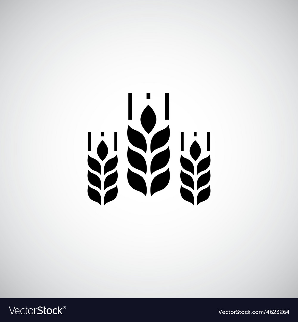 Agriculture symbol vector | Price: 1 Credit (USD $1)