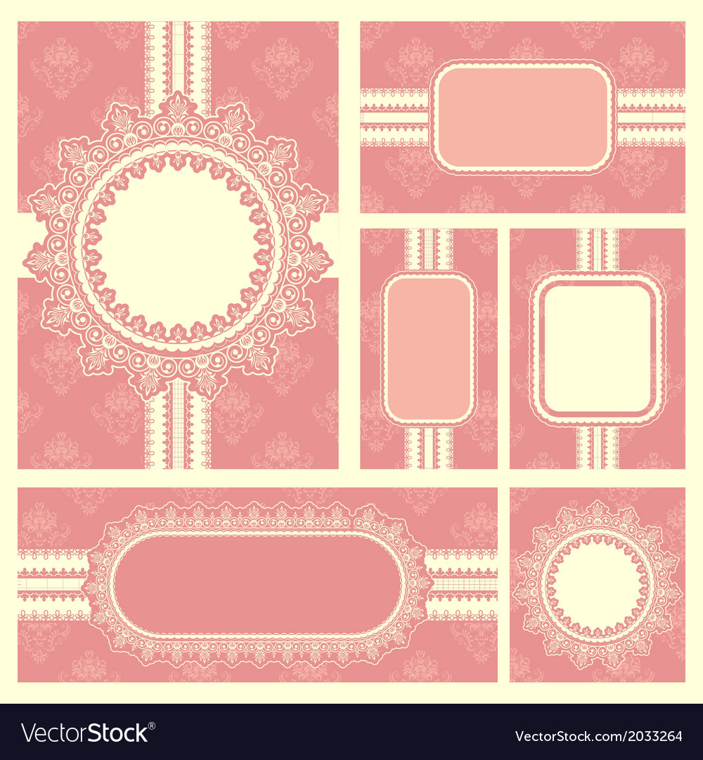 Wedding reception invitation card vector | Price: 1 Credit (USD $1)