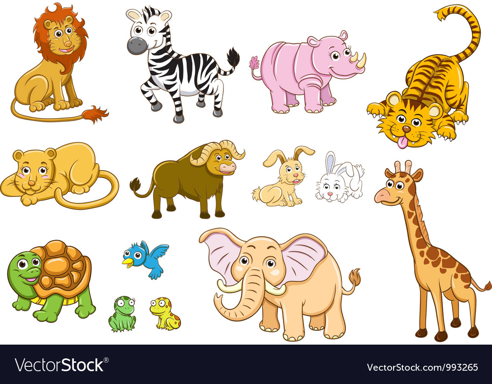 Animal vector | Price: 5 Credit (USD $5)