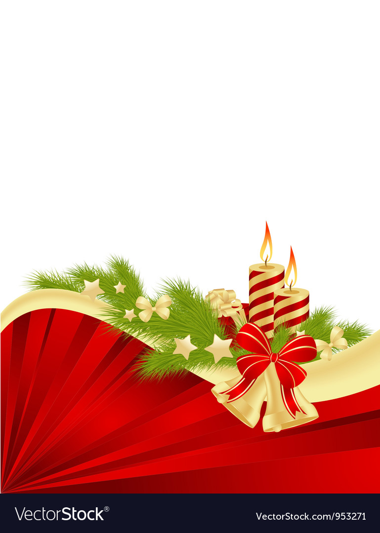 Abstract christmas frame 1 vector | Price: 1 Credit (USD $1)