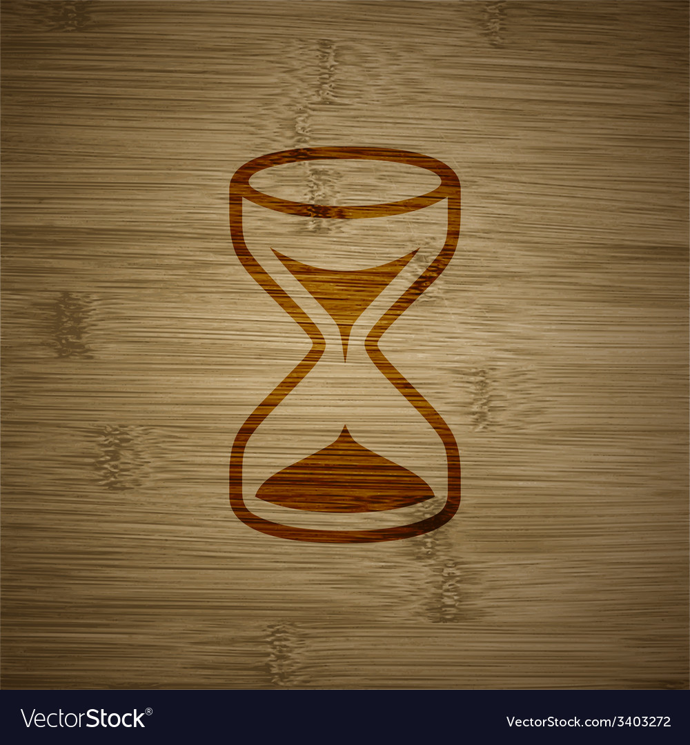 Hourglass icon symbol flat modern web design with vector   Price: 1 Credit (USD $1)