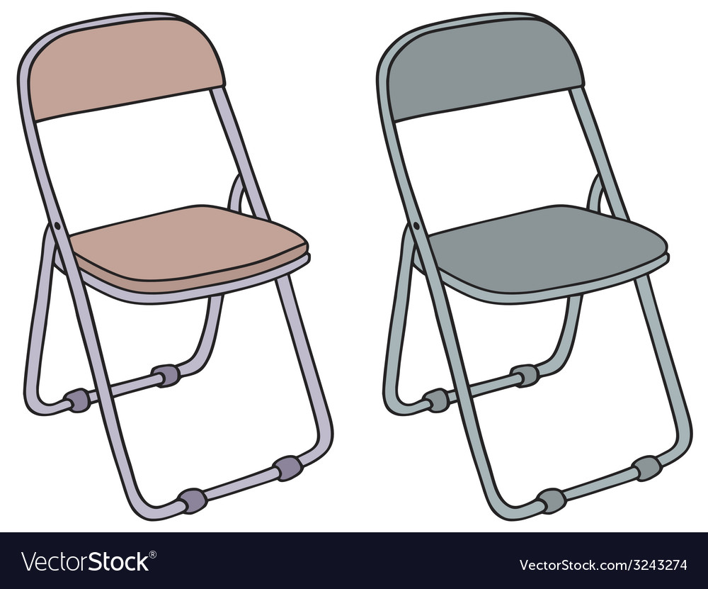 Camping chairs vector | Price: 1 Credit (USD $1)
