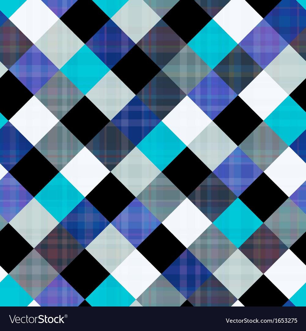 Seamless geometric rhombus pattern vector   Price: 1 Credit (USD $1)