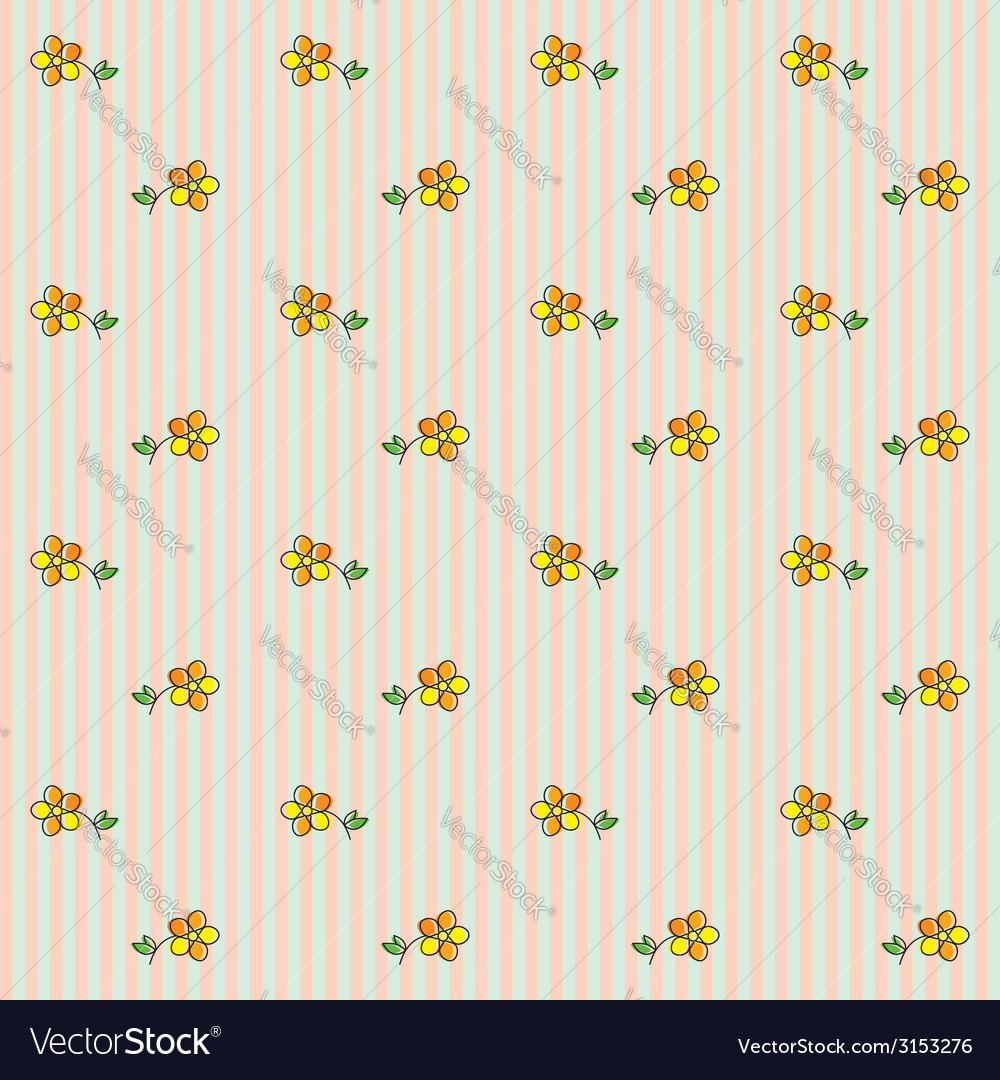 Floral pattern 4 vector | Price: 1 Credit (USD $1)