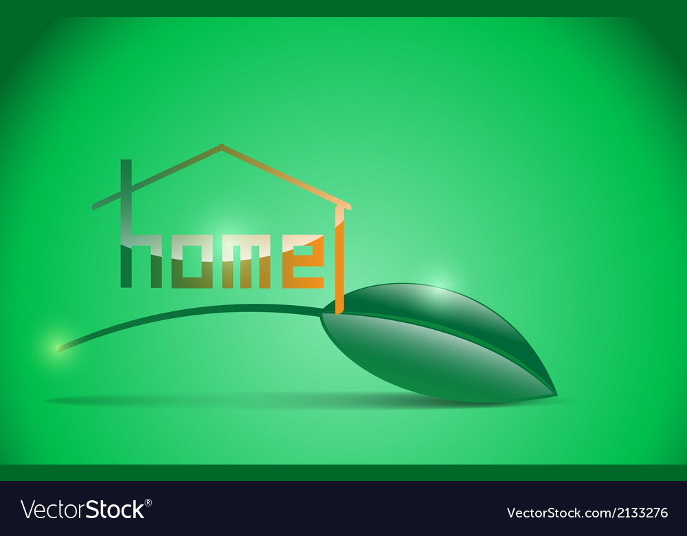 Home 1 vector | Price: 1 Credit (USD $1)