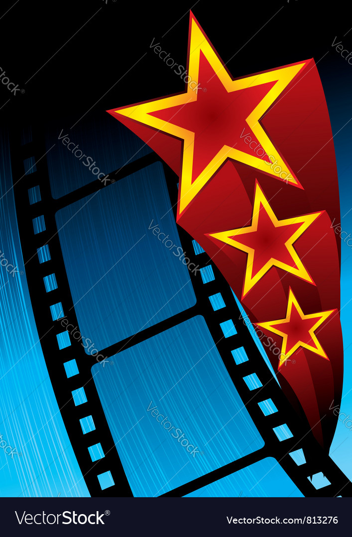 Movie poster vector | Price: 3 Credit (USD $3)