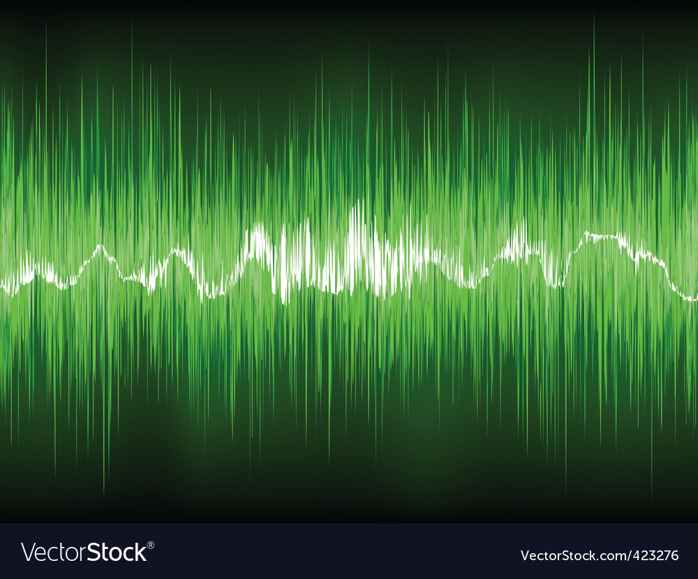 Waveform vector | Price: 1 Credit (USD $1)