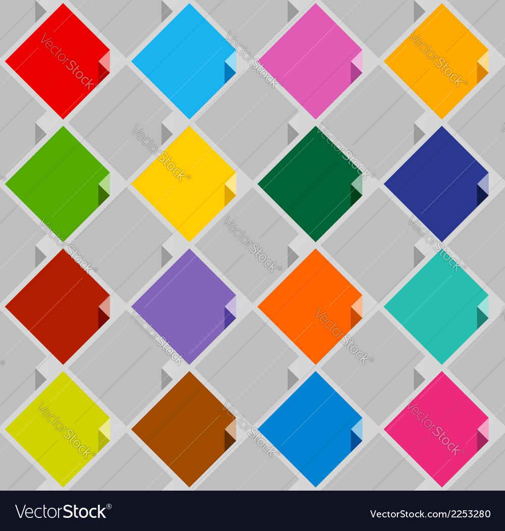 Background from blank squares color vector | Price: 1 Credit (USD $1)