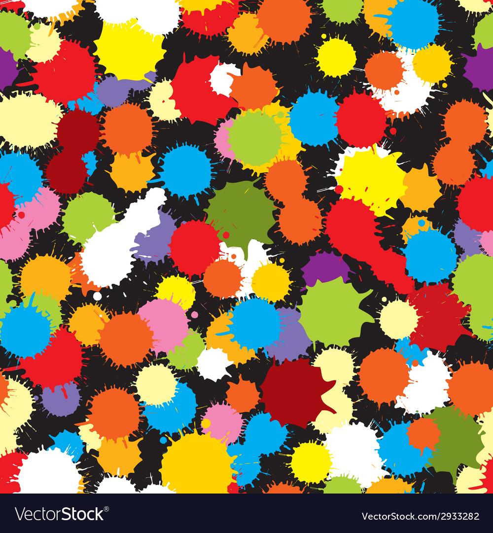 Drop pattern vector | Price: 1 Credit (USD $1)