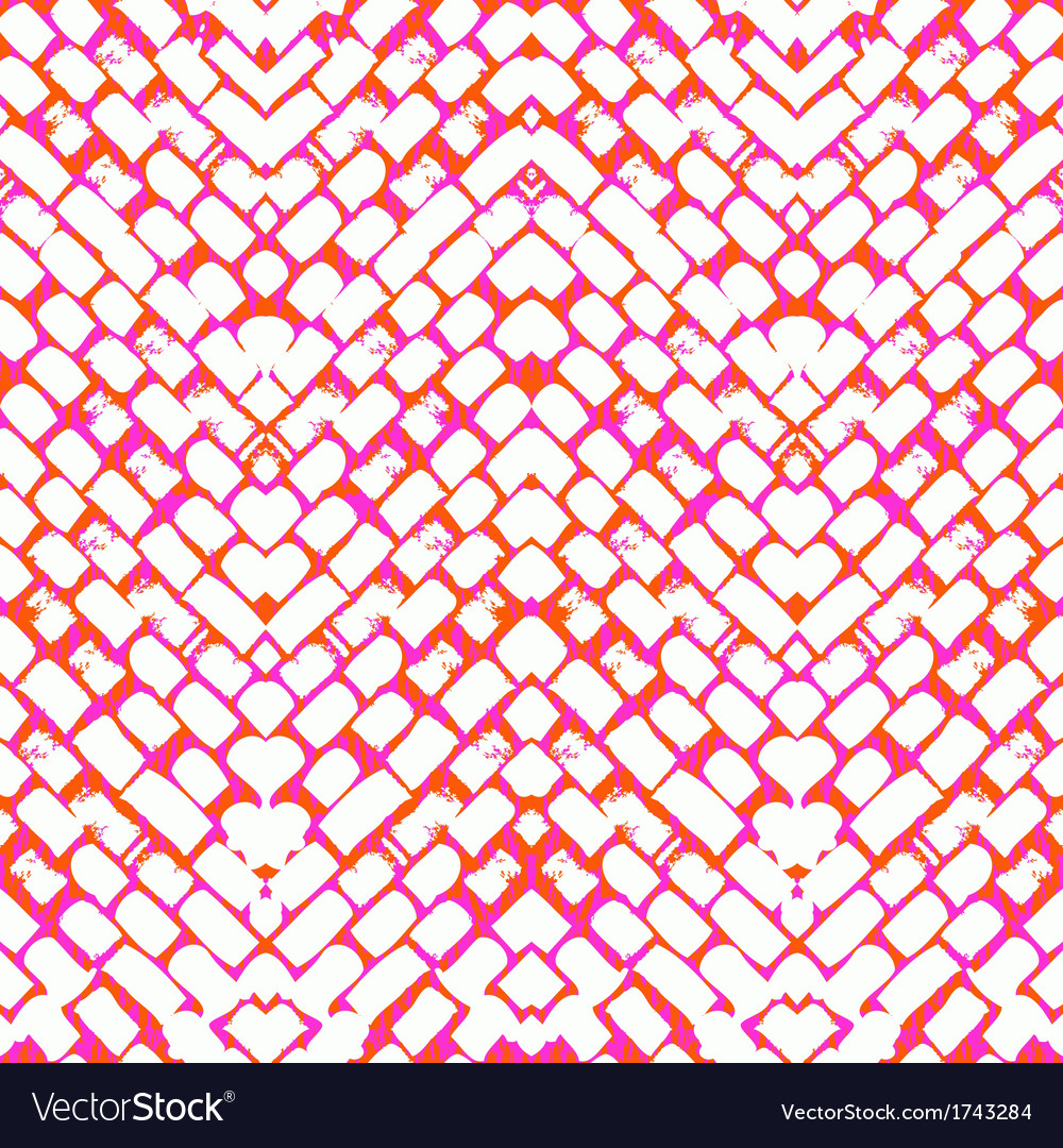 Seamless pattern with brushed lines vector | Price: 1 Credit (USD $1)