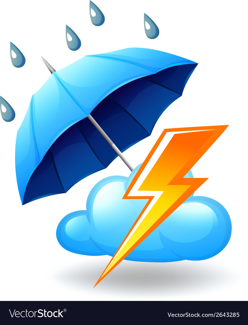 A stormy season vector | Price: 1 Credit (USD $1)