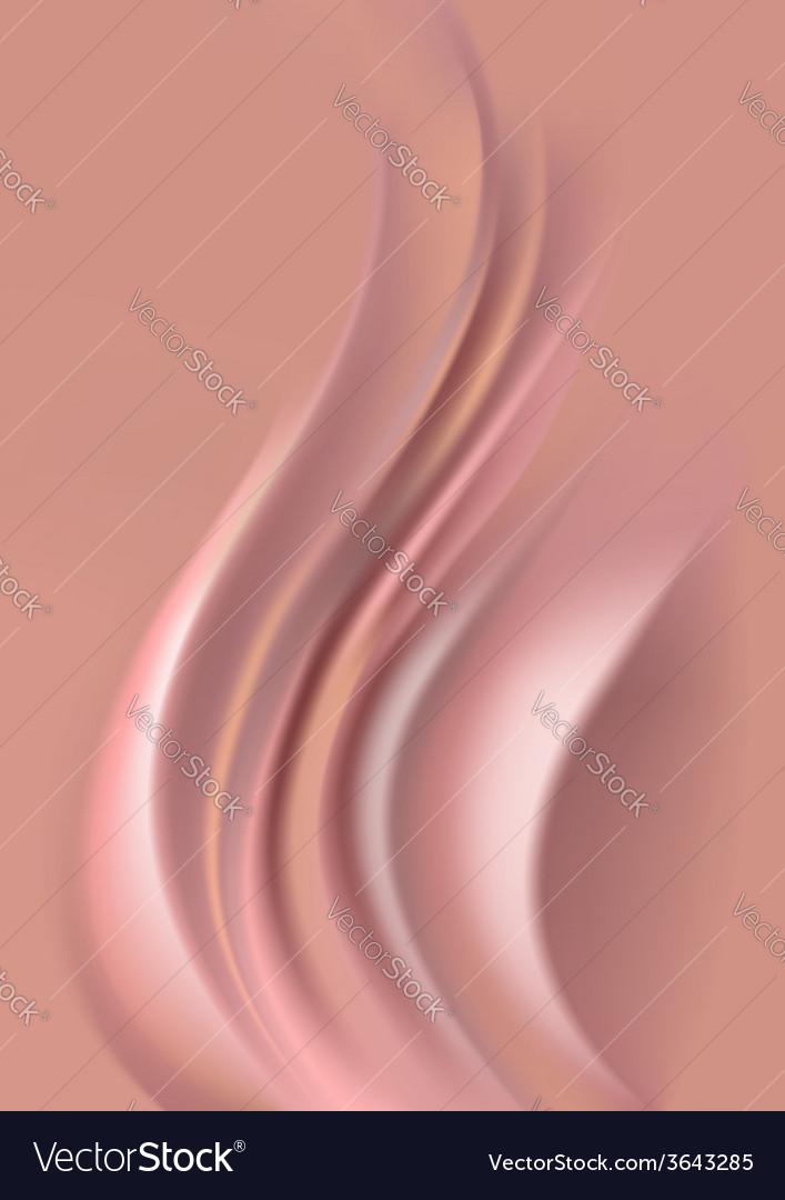 Light brown gradient mesh background vector | Price: 1 Credit (USD $1)