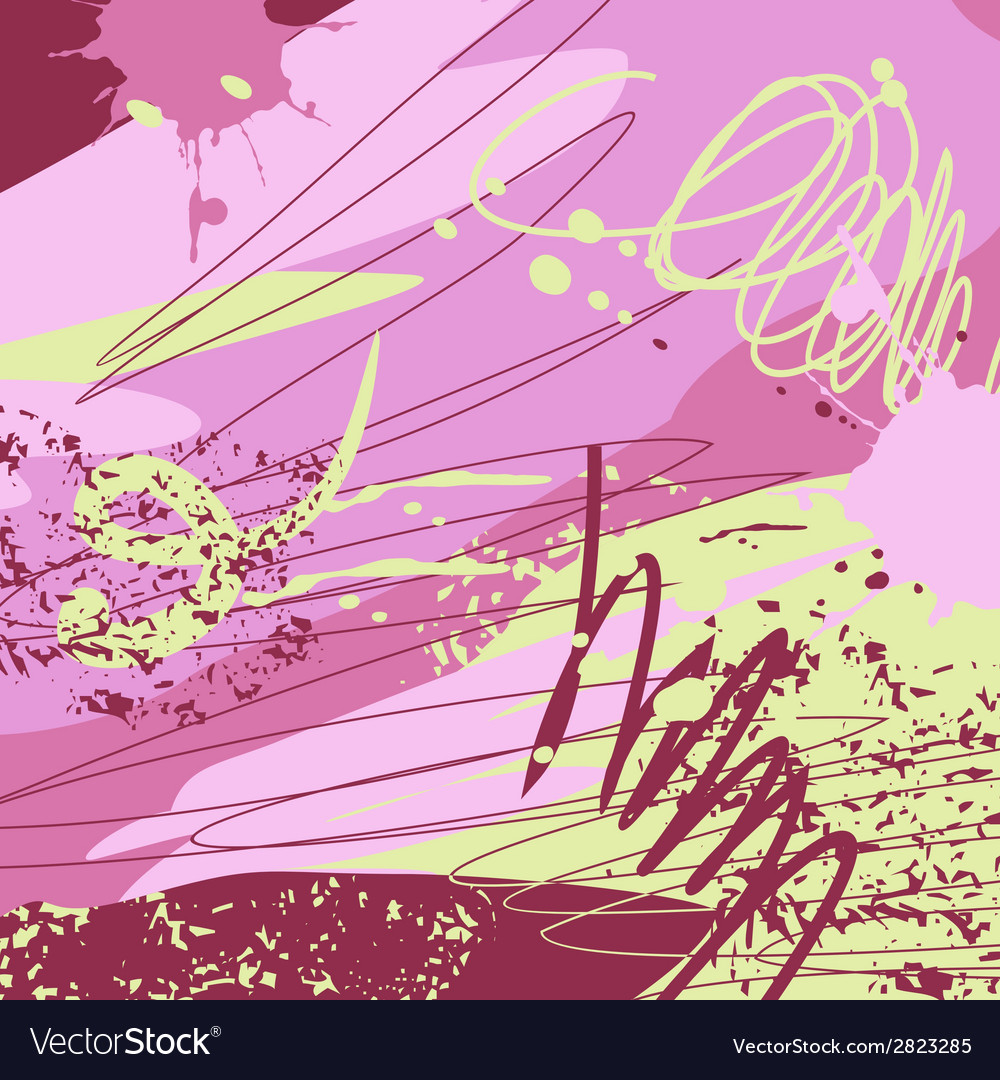 Set of black blots and ink splashes vector   Price: 1 Credit (USD $1)