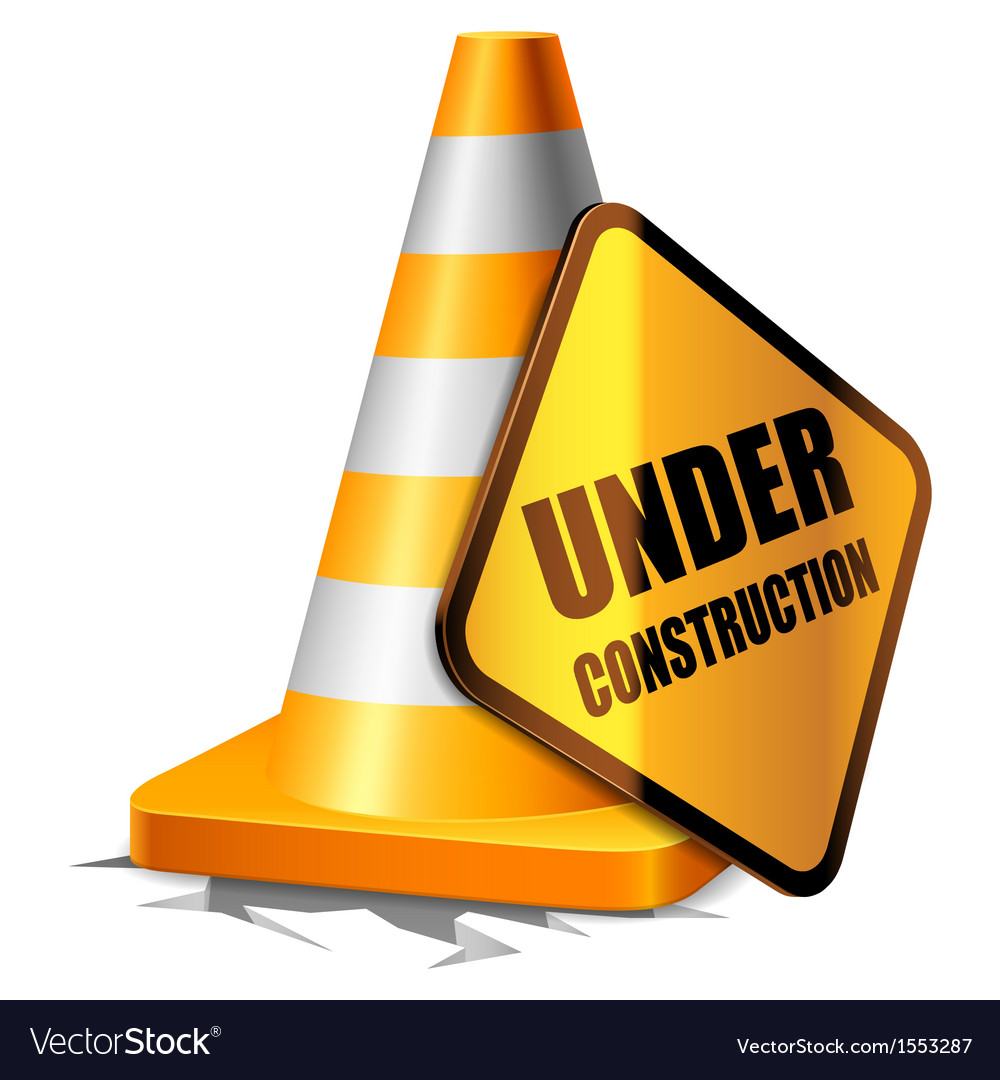 Under construction concept vector | Price: 1 Credit (USD $1)