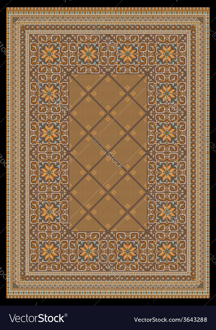 Design with luxurious ornament vector | Price: 1 Credit (USD $1)