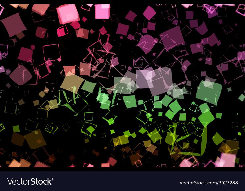 Eps10 file seamless retro geometric pattern vector | Price: 1 Credit (USD $1)