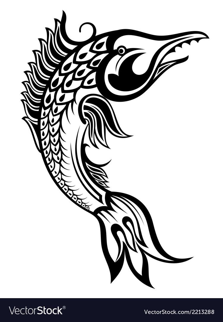 Fish vector   Price: 1 Credit (USD $1)