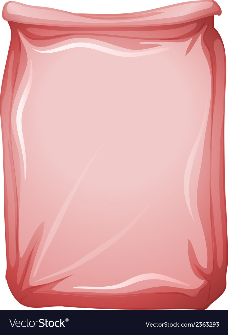 A pink bag vector | Price: 1 Credit (USD $1)