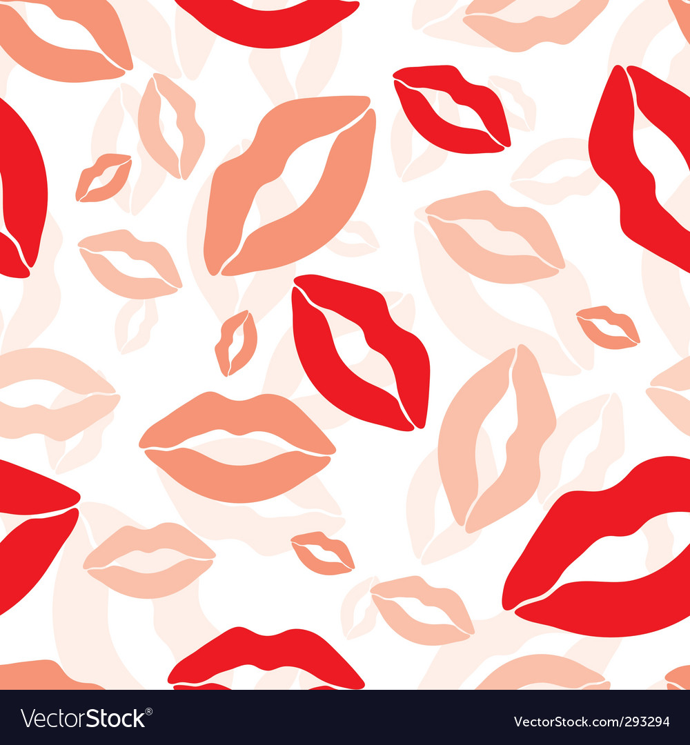 Lips prints vector | Price: 1 Credit (USD $1)