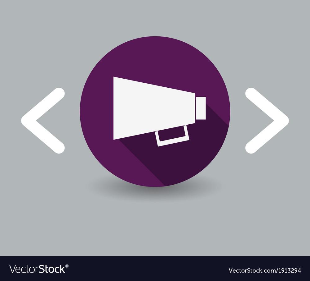 Speaker icon vector | Price: 1 Credit (USD $1)