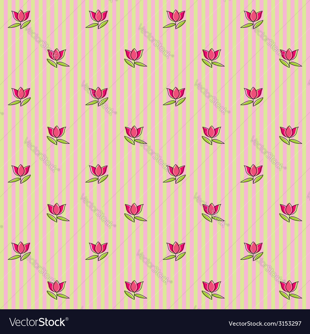 Floral pattern 5 vector | Price: 1 Credit (USD $1)
