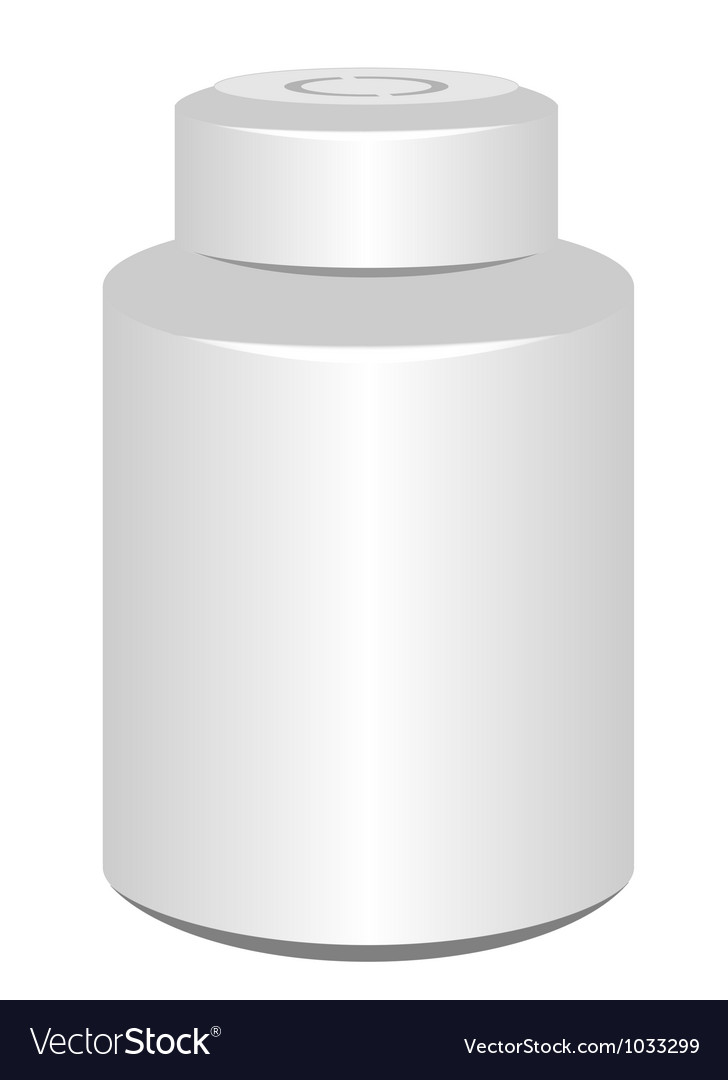 Pill bottle vector   Price: 1 Credit (USD $1)