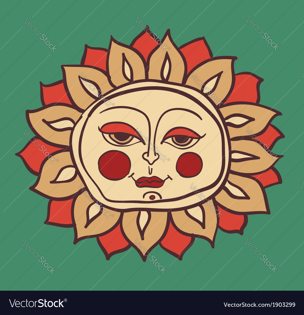 Sun background vector   Price: 1 Credit (USD $1)